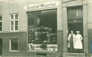 central-mejeriet-helsingoersgade-14-fotopostkort-ca-1914