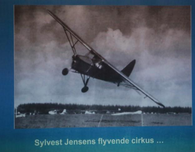 Flyvende cirkus