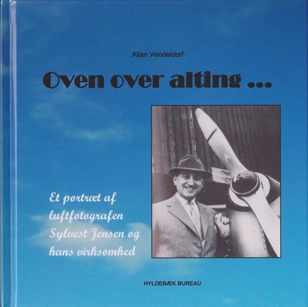Forsiden af Allan Vendeldorfs bog