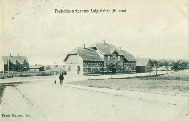 Frederiksværk banen.1