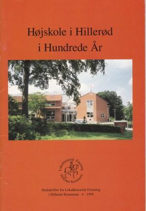 Højskole i Hillerød i Hundrede År 1995