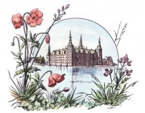 Hillerød Lokalhist.forening.logo.2