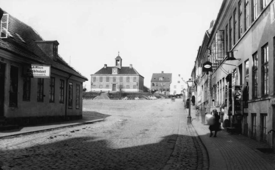 Hillerød gamle rådhus