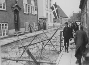 Gestapos hovedkvarter i Møllestræde.